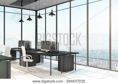 Stylish Office Interior