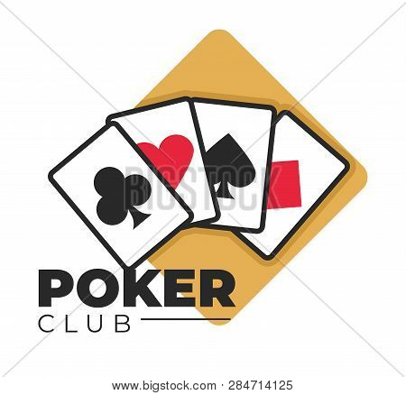 Poker Club Gambling And Casino Games Play Cards