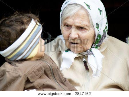 Great-Grandmother.