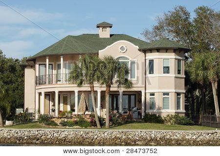 Mansion on the Beach