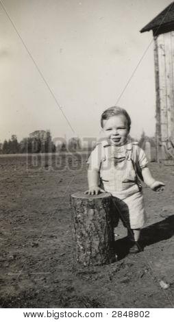 Vintage 1927 Photo
