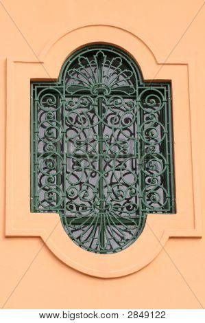 Window Of The Church