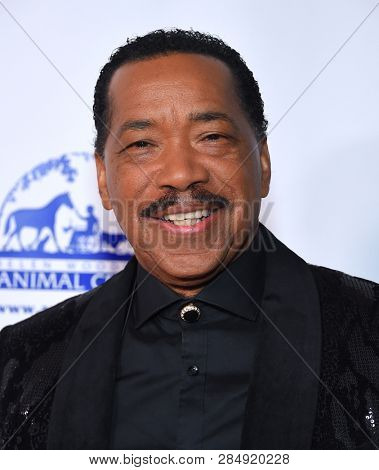 LOS ANGELES - FEB 17:  Obba Babatunde arrives for the Hollywood Beauty Awards 2019 on February 17, 2019 in Hollywood, CA