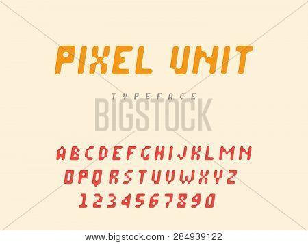 Vector Pixel Latin Vector & Photo (Free Trial) | Bigstock