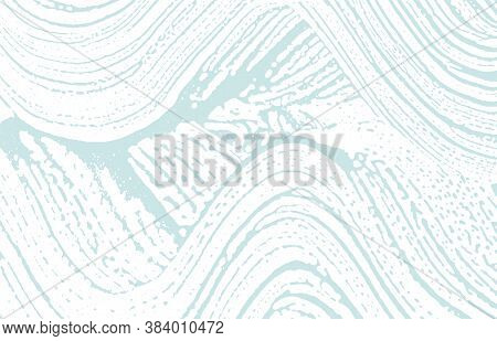 Grunge Texture. Distress Blue Rough Trace. Captivating Background. Noise Dirty Grunge Texture. Excel