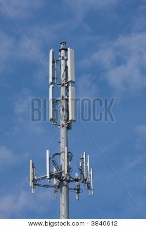 Cell Tower Alone