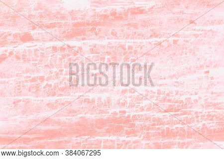 Coral Pink Gradient Patchy Background, Wooden Texture