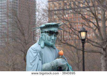 Liberty Waiting