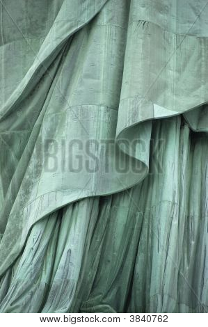 Statue Of Liberty\'S Robe