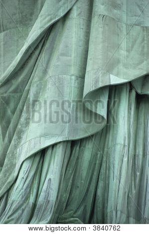 Statue Of Liberty\'S Robe
