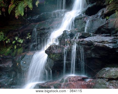 Soothing Waterfall