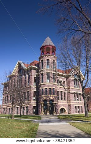 Rock County Courthouse Front