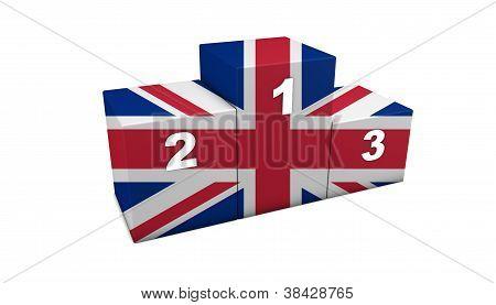 British Podium