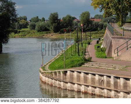 the city of zutphen in the netherlands