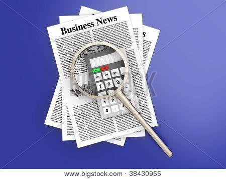 Analyzing Business News