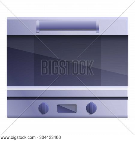 Hardware Convection Oven Icon. Cartoon Of Hardware Convection Oven Vector Icon For Web Design Isolat