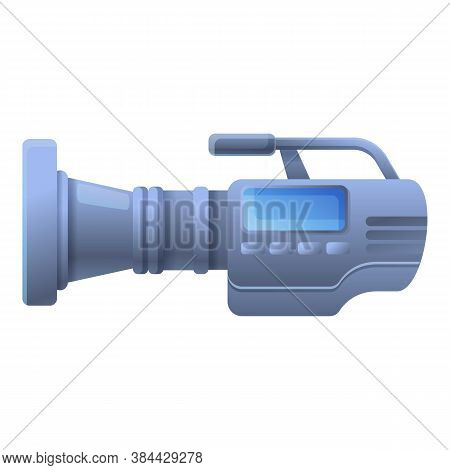 Hardware Camcorder Icon. Cartoon Of Hardware Camcorder Vector Icon For Web Design Isolated On White