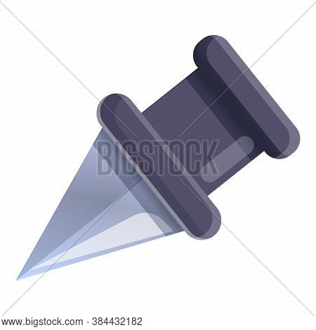 Video Editing Cursor Icon. Cartoon Of Video Editing Cursor Vector Icon For Web Design Isolated On Wh