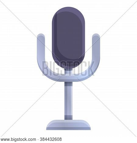 Video Editing Sound Icon. Cartoon Of Video Editing Sound Vector Icon For Web Design Isolated On Whit