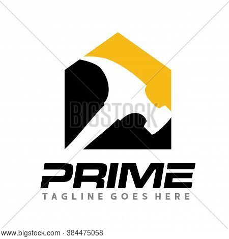 Hammer And Handyman Logo Design Inspiration Vector