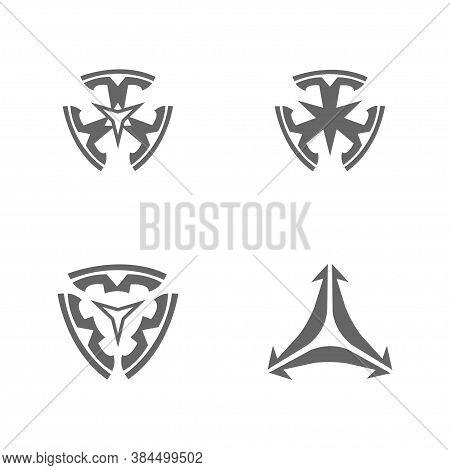 Trinity Logo Design For Business And Company, Logo Design, Logo Template, Creative Logo, Corporate Logo Design, Professional Logo, Modern Logo Design, Abstract Logo Design Template, Trinity Logo