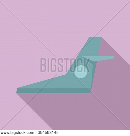 Aircraft Repair Fix Icon. Flat Illustration Of Aircraft Repair Fix Vector Icon For Web Design
