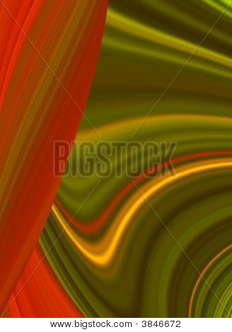 Creative Digitally Generated Graphic Background