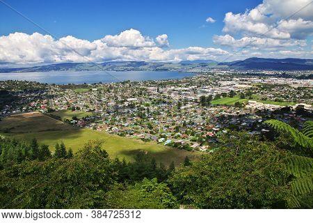 City Of Rotorua, New Zealand