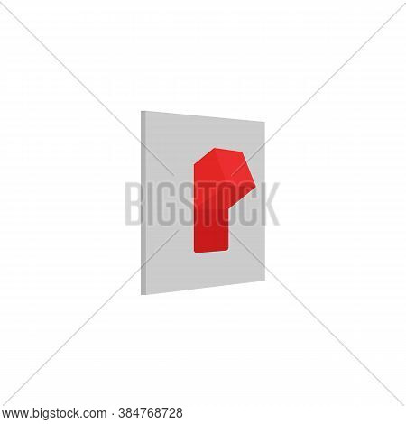 3d Realistic Switch Icon. Vector Illustration Eps 10