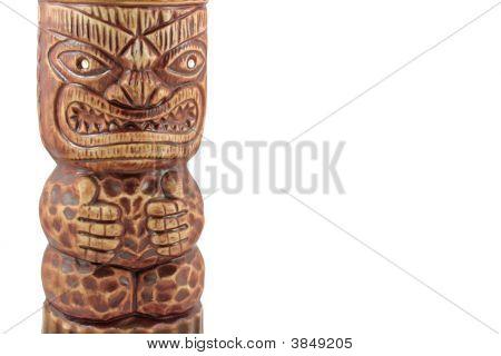 Tiki Mug Medium Shot