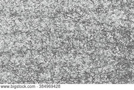 Natural Stone Texture. Sandstone, Limestone, Granite Pattern. Vector Illustration For Background.