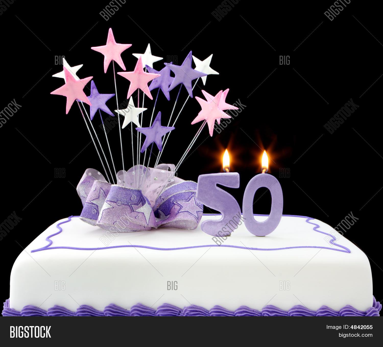 50Th Cake Image & Photo (Free Trial) | Bigstock