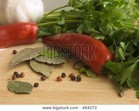 Chiili & Spices I