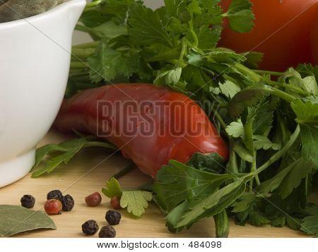Chiili, Tomatoes & Spices Ii