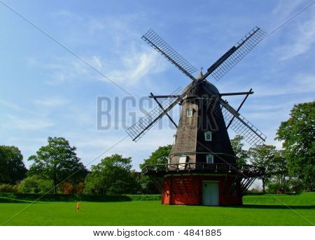 Danish Mill