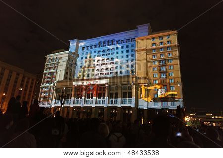 Moscow  Annual Festival