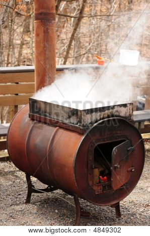 Boiling Down The Sap