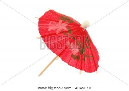 Papier-Regenschirm