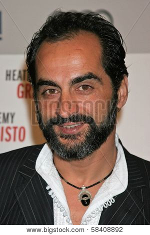LOS ANGELES - NOVEMBER 04: Navid Negahban at the AFI Fest 2006 Screening of
