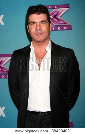 Simon Cowell at