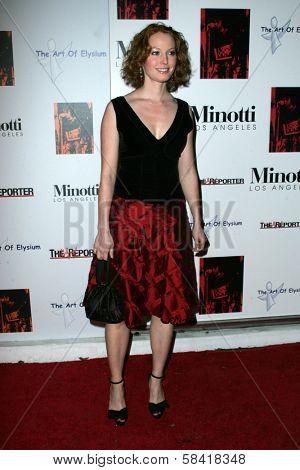 LOS ANGELES - DECEMBER 02: Alicia Witt at the