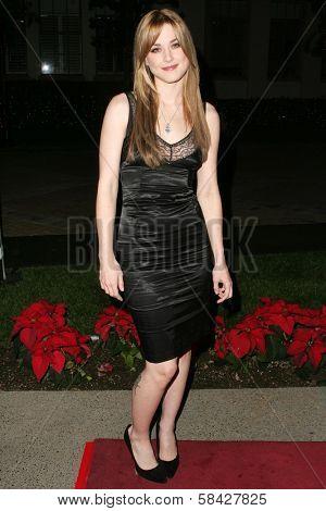 LOS ANGELES - DECEMBER 09: Alex Breckenridge at the premiere of the FX original drama series