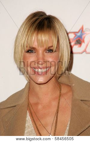 LOS ANGELES - DECEMBER 31: Ashley Scott at the Gridlock New Years Eve 2007 Party on December 31, 2006 at Paramount Studios, Los Angeles, CA.