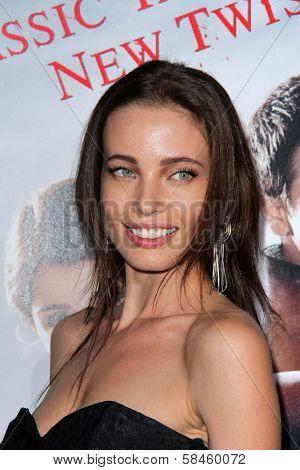 Stephanie Corneliussen at the