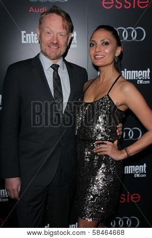 Jared Harris at the Entertainment Weekly Pre-SAG Party, Chateau Marmont, West Hollywood, CA 01-26-13