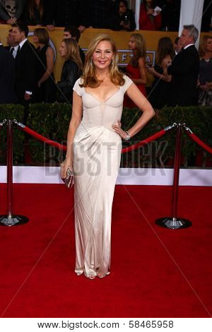 Jennifer Westfeldt at the 19th Annual Screen Actors Guild Awards Arrivals, Shrine Auditorium, Los Angeles, CA 01-27-13