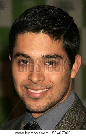 LOS ANGELES - NOVEMBER 08: Wilmer Valderrama at the 16th Annual Environmental Media Association Awards at Wilshire Ebell Theatre November 08, 2006 in Los Angeles