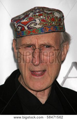LOS ANGELES - NOVEMBER 12: James Cromwell at the 2006 Artivists Awards at Egyptian Theatre November 12, 2006 in Hollywood, CA.