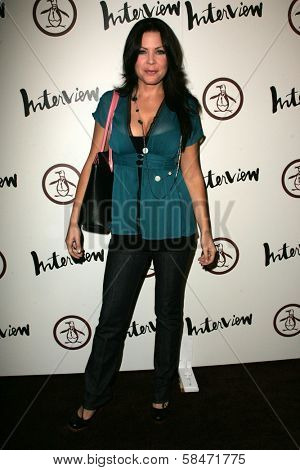LOS ANGELES - NOVEMBER 02: Christa Campbell at the Grand Opening of