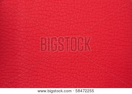 Red Woven Texture
